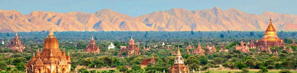 Bagan plain