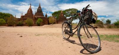 bike bagan