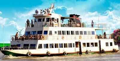 bagan boat
