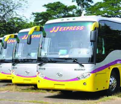 bagan bus